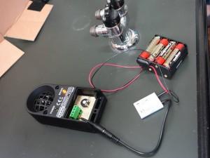 周波数可変タイプの超音波ユニット