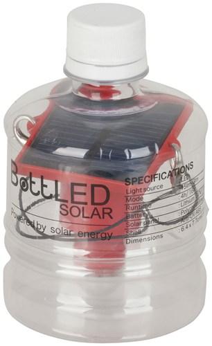ソーラーPETボトルLEDランプ ST3156